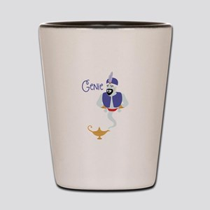 GeNie Shot Glass